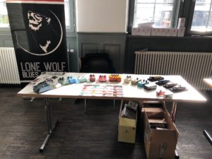 harmonica masters workshop 2018, lone wolf blues company products