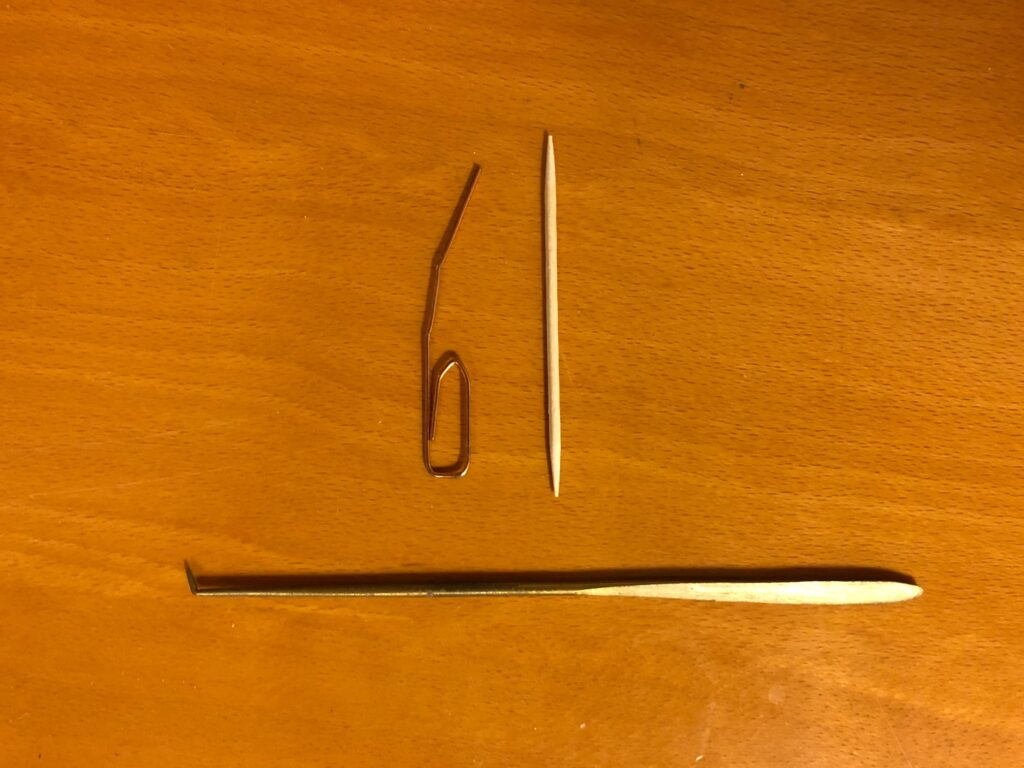 harmonica accessories reed tools
